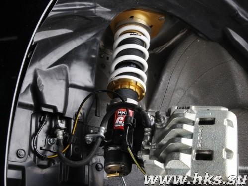 Купить HKS 80230-AT001 К-т аммортизаторов HiperMax Max4 GT (street spec) для TOYOTA AE86/SUBARU BRZ